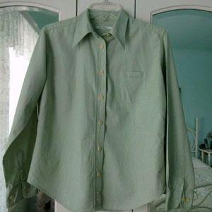 Ben Sherman Women's Shirt - Sharp Collar